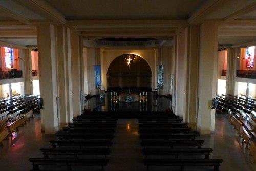 Basílica del Sagrado Corazón en el Cerro de los Ángeles