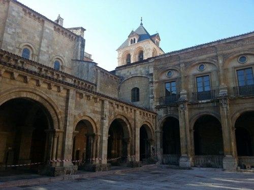 Claustro de la Basílica de San Isidoro