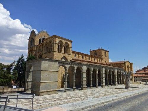 Basílica de San Vicente, qué ver y hacer en Ávila