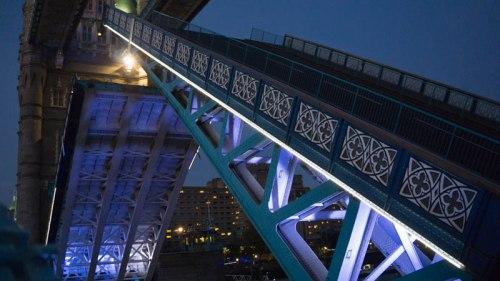 Brazos levadizos del Puente del Torre de Londres
