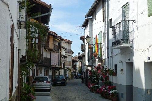 Arquitectura tradicional de Candeleda, uno de los pueblos más bonitos de Ávila