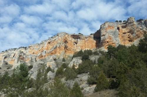 Cañón del Río Lobos, una de las principales atracciones de Burgos