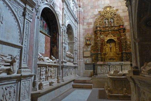 Capilla del Doncel de la Catedral de Sigüenza