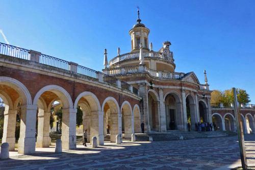 Capilla Real de San Antonio en Aranjuez