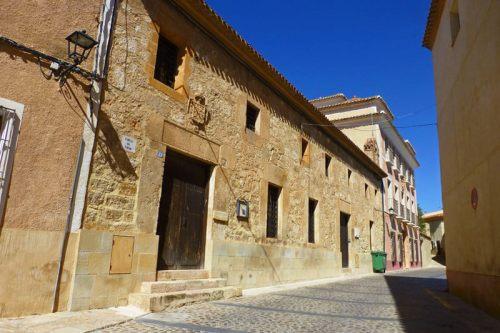 Cárcel de Chinchilla de Montearagón