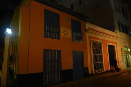Casa Natal de José Martí, nombrado Héroe Nacional de Cuba, museos de La Habana