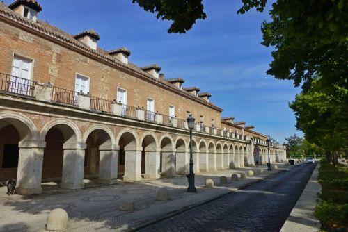 Casas de Caballeros y de Oficios de Aranjuez