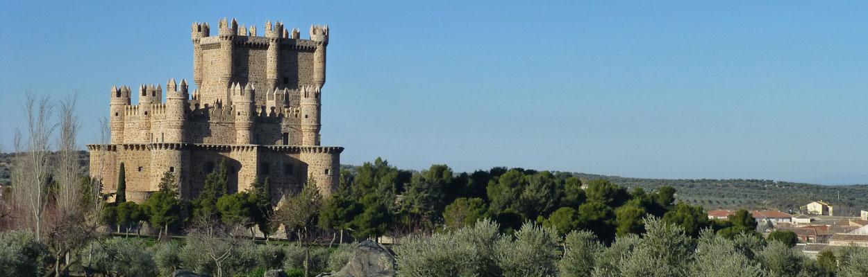 Castillos-Toledo