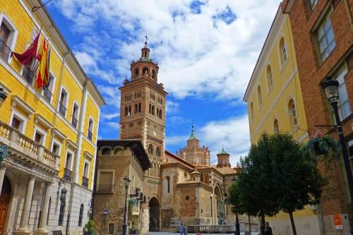 Catedral de Santa María de Mediavilla de Teruel