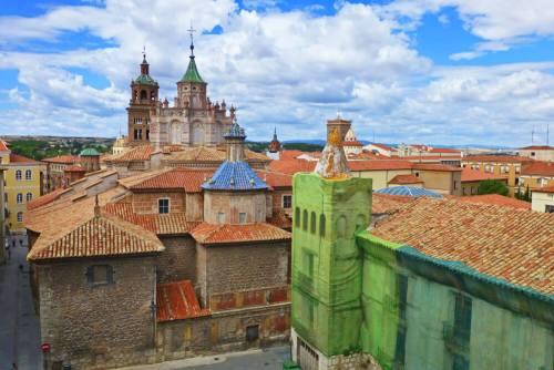 Catedral de Teruel, una de las joyas de la arquitectura mudéjar de Aragón