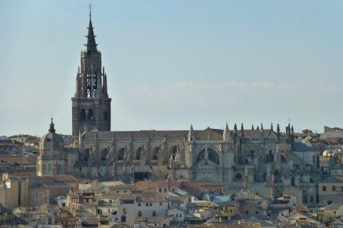 Catedral Primada de España, sede de la Archidiócesis de Toledo, historia de Toledo