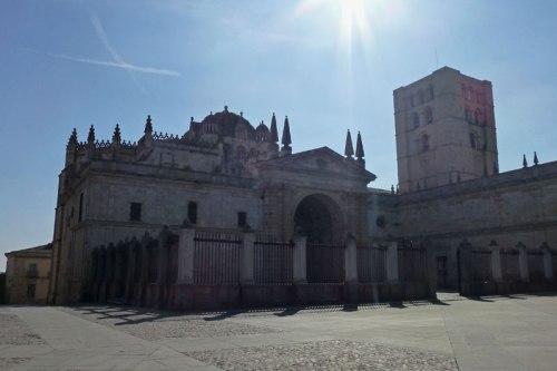 Catedral de Zamora, una joya del románico zamorano