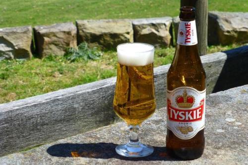 Tyskie, la marca de cerveza rubia más consumida de Polonia