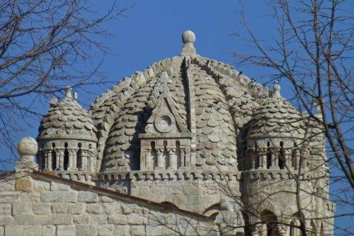 Cimborrio de la Catedral de Zamora, convertido en símbolo de la ciudad