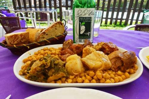 Cocido lebaniego, el más contundente de los platos típicos de Potes