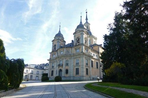 Real Colegiata del Palacio de La Granja de San Ildefonso