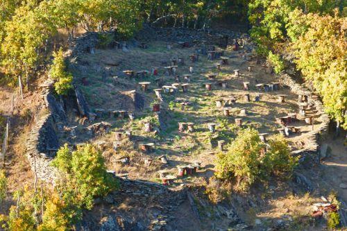 Colmenar de La Hiruela, con más de 200 años de antigüedad