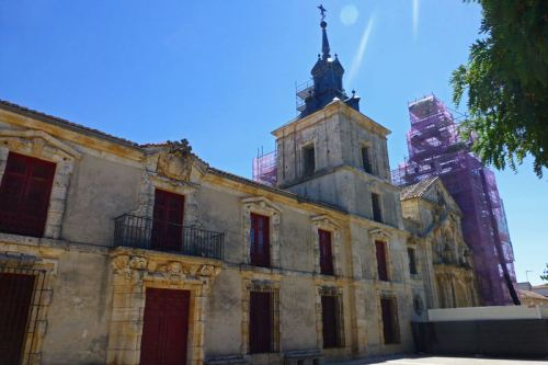 Conjunto monumental de Nuevo Baztán, una joya del barroco español