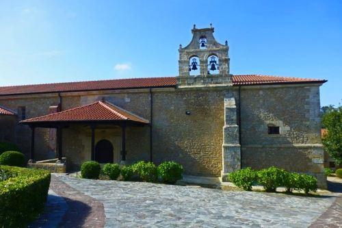 Convento de San Ildefonso o Convento de las Dominicas en Santillana del Mar