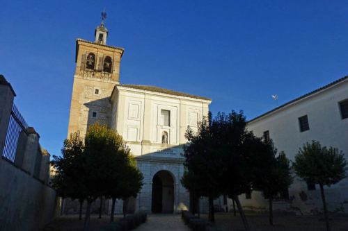 Convento de Santo Domingo o de los Padres Dominicos en Ocaña