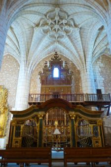Coro de la Iglesia de Santa María