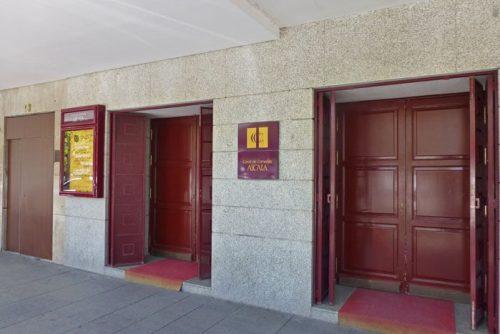 Corral de Comedias de Alcalá de Henares, uno de los más antiguos de España