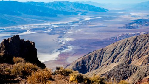 Parque Nacional del Valle de la Muerte o Death Valley National Park