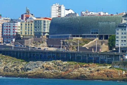 Domus-Casa del Hombre, uno de los tres Museos Científicos Coruñeses