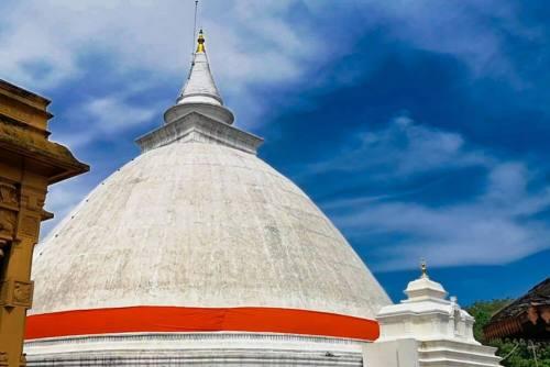 Estupa del Templo de Kelaniya