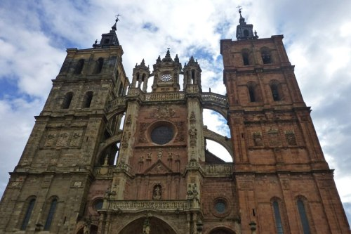Catedral de Astorga, el principal monumento religioso de la ciudad