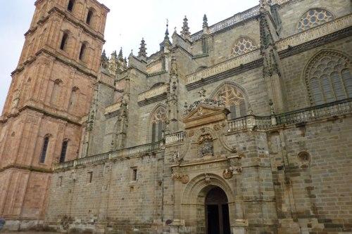 Catedral de Santa María en Astorga