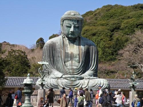 Gran Buda Daibutsu de Kamakura
