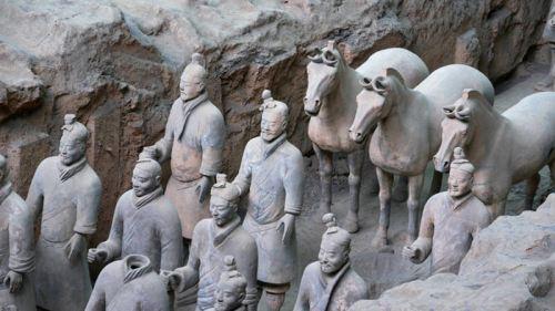 Guerreros de Terracota, las excursión más famosa desde Xian