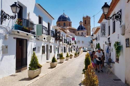Guía completa de Altea, uno de los pueblos más bonitos de Alicante