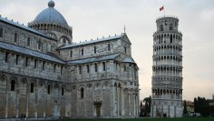 Guía turística con toda la información necesaria para visitar Pisa
