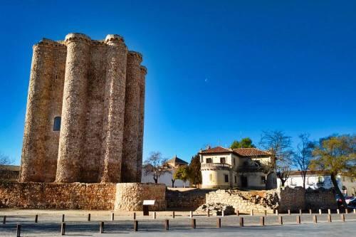 Castillo de Villarejo de Salvanés, uno de los más bonitos de la Comunidad de Madrid