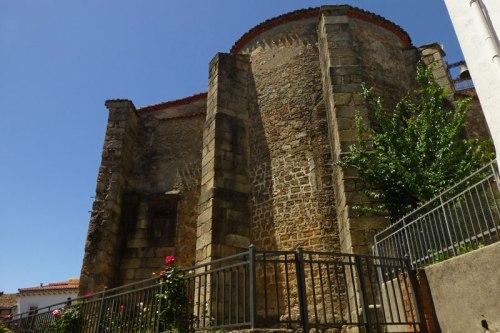 Iglesia de San Pedro Apóstol en Aldeanueva de la Vera