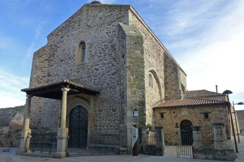Iglesia de Santa María del Castillo en Buitrago del Lozoya