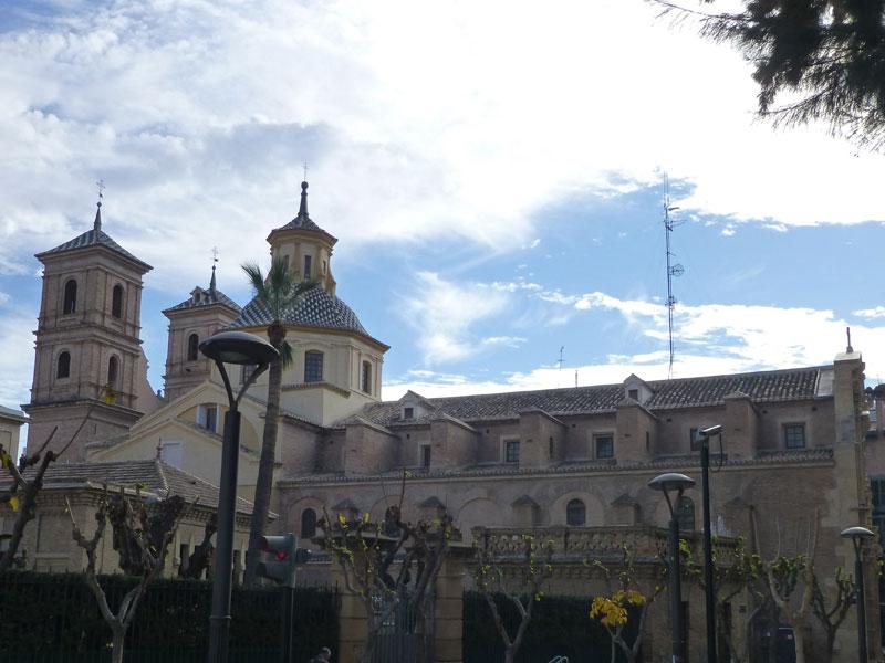 Tarjeta turística de Murcia