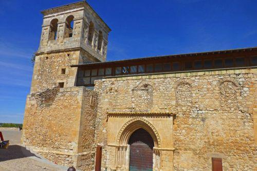 Iglesia de Santo Domingo de Silos, una de las más antigua de Alarcón