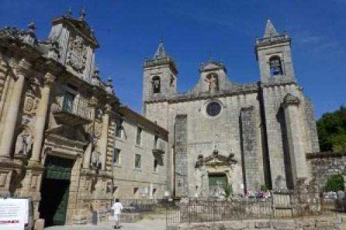 Monasterio de Santo Estevo de Ribas de Sil en Nogueira de Ramuín, qué ver en la Ribeira Sacra