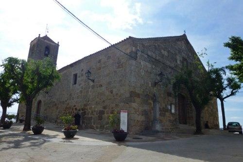 Iglesia de Nuestra Señora de la Asunción en Candeleda