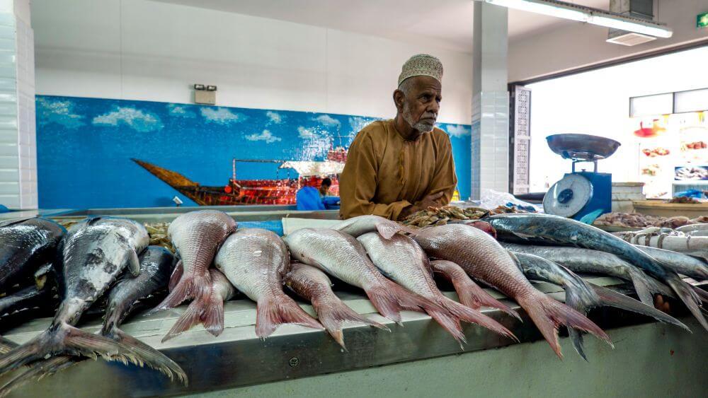 Gastronomía de Mascate, Omán, comida típica, restaurantes, bebidas y dulces