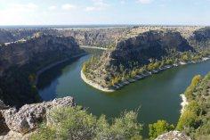 Guía turística con toda la información para visitar el Parque Natural de las Hoces del Río Duratón