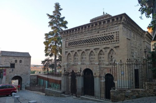 Mezquita del Cristo de la Luz, la mejor conservada de Toledo