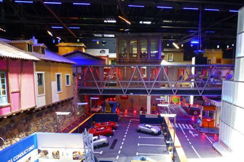 Parque Micropolix, atracción ideal para ir con niños en Madrid