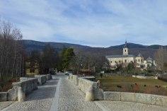 Puente del Perdón y Monasterio de Santa María del Paular en Rascafría, pueblos más bonitos de Madrid