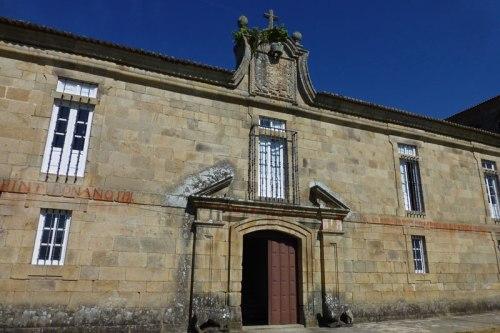 Monasterio de San Salvador de Ferreira en Pantón, qué ver en la Ribeira Sacra