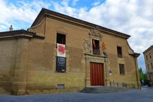 Museo de Huesca, el lugar ideal para conocer la historia de la ciudad