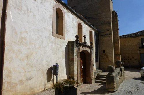 Museo de los Fueros en la antigua Iglesia de los Santos Justo y Pastor